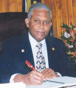 PNCR Message on the passing of Former President, A.N.R. Robinson