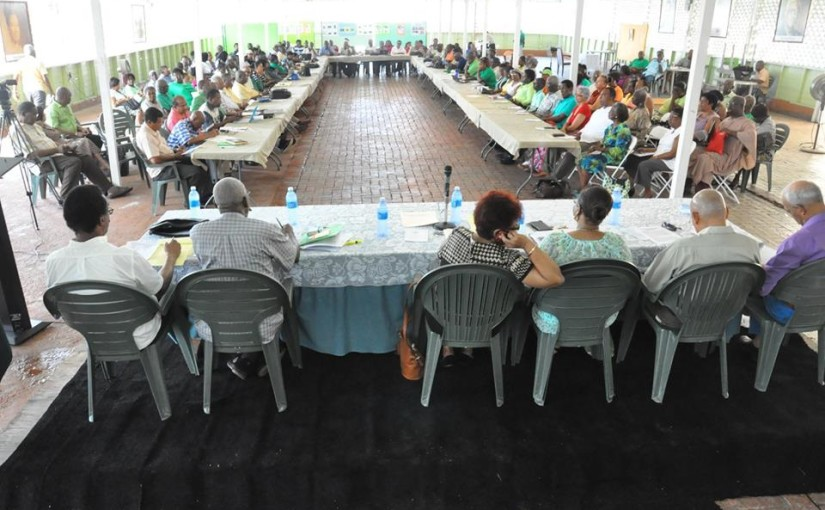 General Council: PNCR committed to ending winner-take-all politics in Guyana
