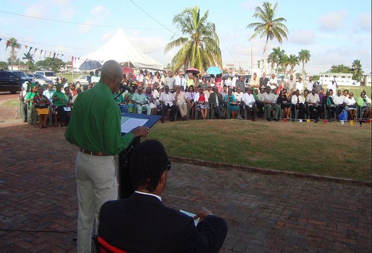 Address of Brigadier David Granger, Leader, on the 58th Anniversary of the PNC